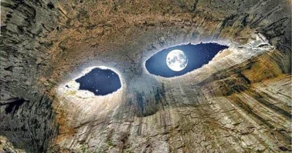 The Eyes Of God, Prohodna Cave – Bulgaria