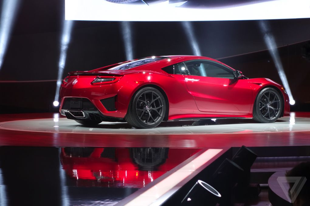The new Acura NSX is finally here10
