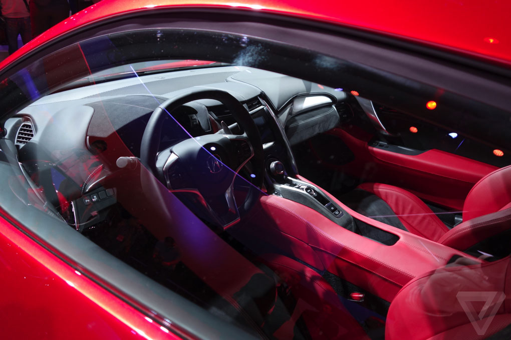 The new Acura NSX is finally here3