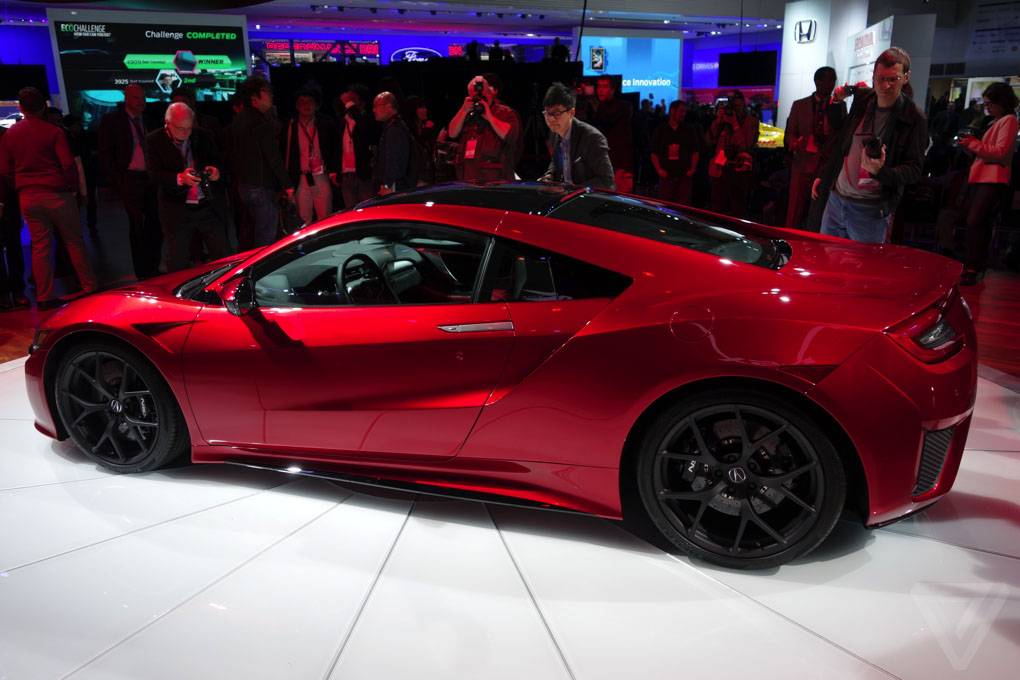 The new Acura NSX is finally here5