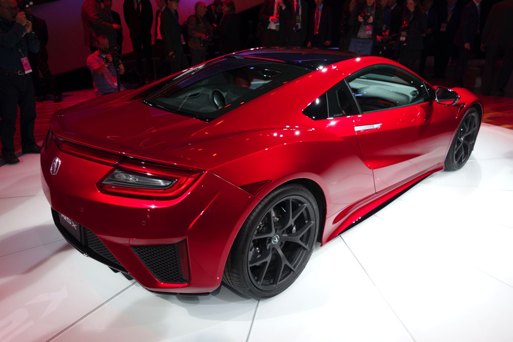 The new Acura NSX is finally here8