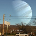 What Would It Look Like If Some Of The Planets Were At The Same Distance As Out Moon