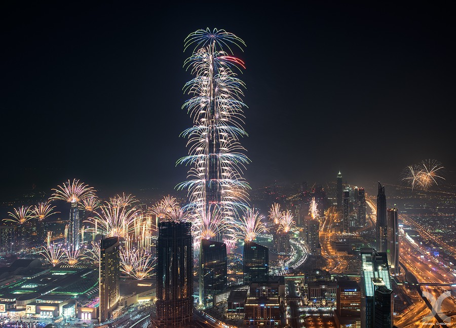 dubai 2015 fireworks