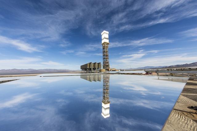 the world's largest solar plant3