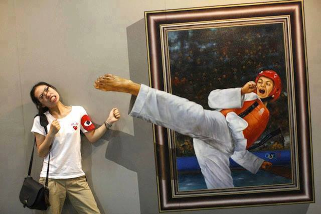 3D Interactive Paintings7