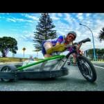 Cool Motorized Drift Trike