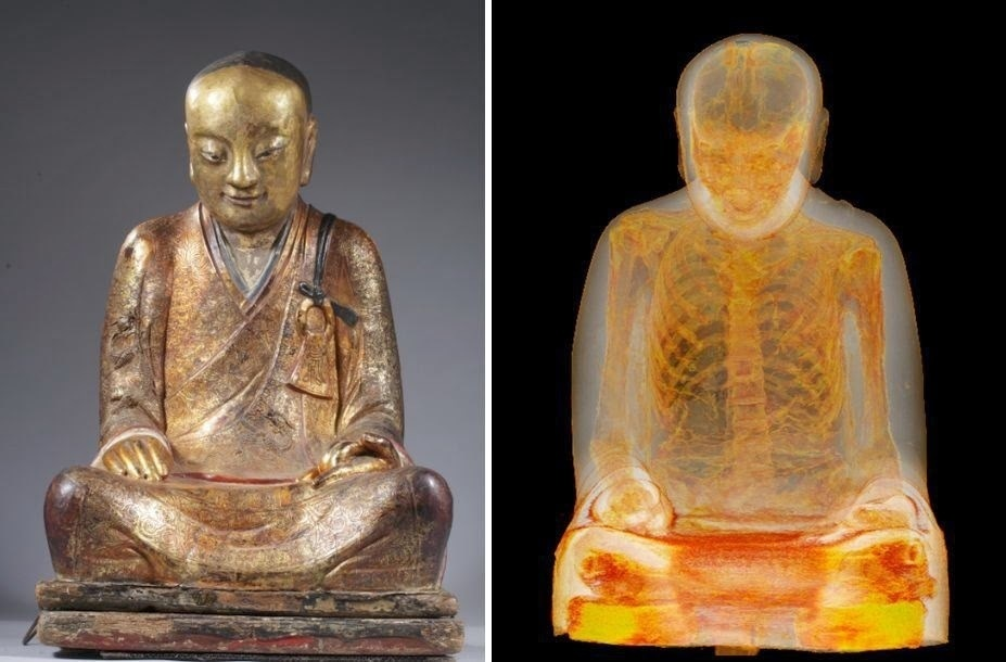 For 1000 Years Everyone Thought It Was A Statue, But Modern Science Revealed Something Else2