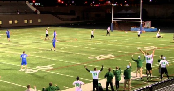 Frisbee Is Now A Pro Sport, And It's Pretty Sick
