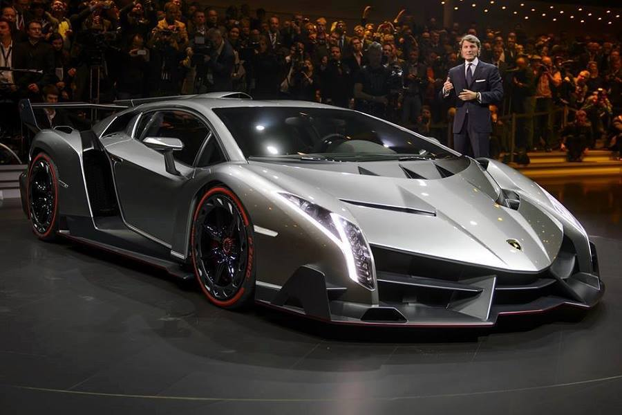 Lamborghini Veneno $4.6 Million4