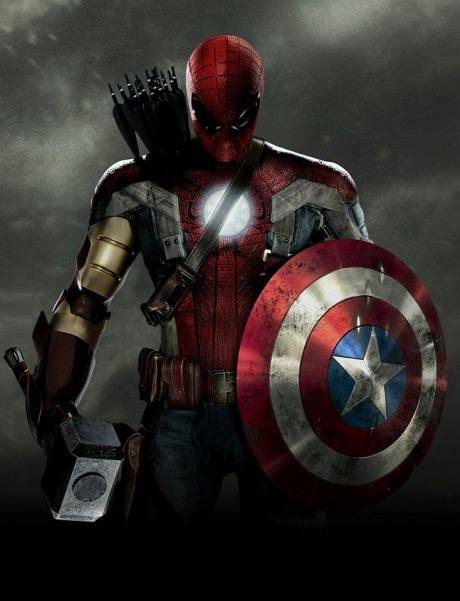Spiderman IronMan Thor Arrow Captain America, what else