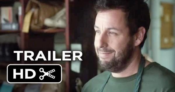 The Cobbler – Official Trailer, Adam Sandler And Dustin Hoffman Movie