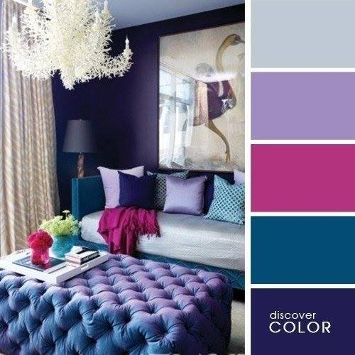 The combination of colors in the interior6