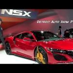 Detroit Auto Show Prank