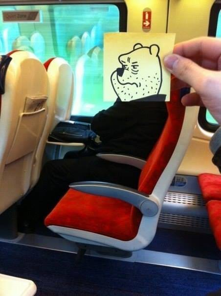 how to pass time on the train2