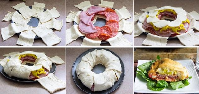 italian ring food diy
