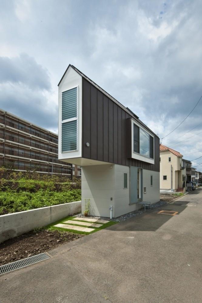 unique japanese home
