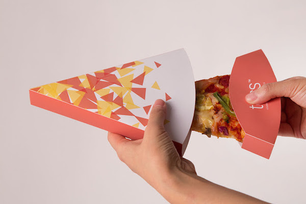Clever Pizza Boxes