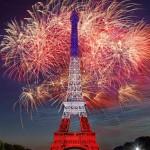 Happy 126th Birthday, Eiffel Tower!