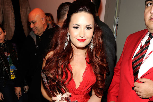 Famous Celebrities You Probably Didn't Know Were Irish Demi Lovato