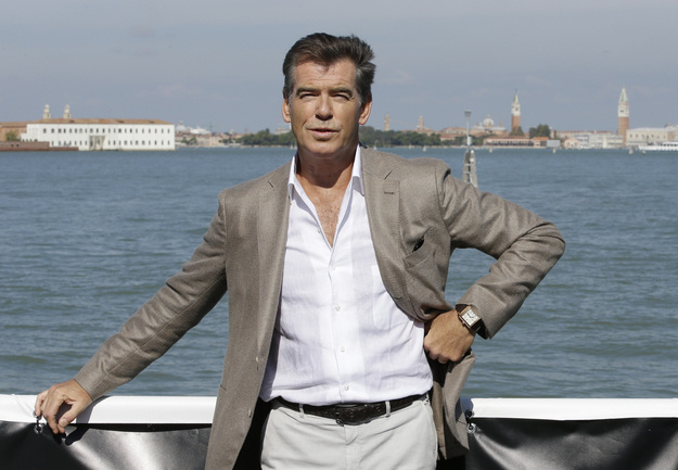 Famous Celebrities You Probably Didn't Know Were Irish Pierce Brosnan