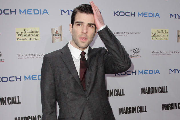 Famous Celebrities You Probably Didn't Know Were Irish Zachary Quinto