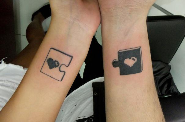 Matching Couple Tattoos6