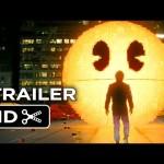 Pixels Official Trailer, Adam Sandler Movie
