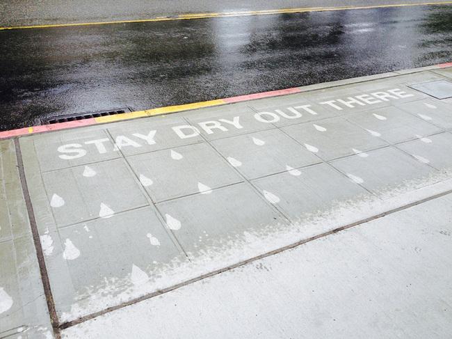 Rain-Activated Art2