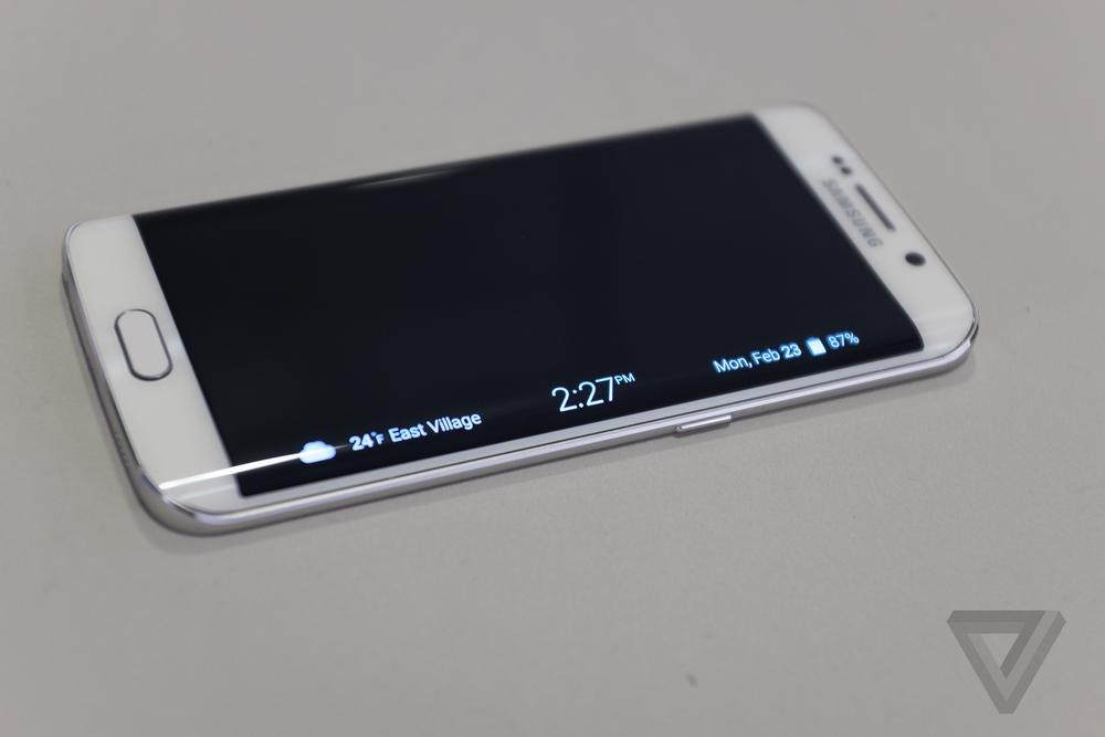Samsung Galaxy S6 and Galaxy S6 Edge-2