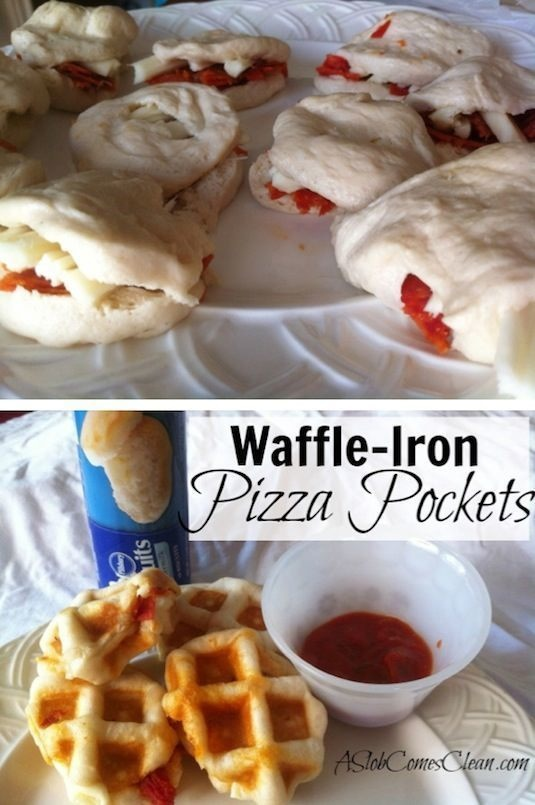 Things To Make In a Waffle Iron That Aren't Waffles6
