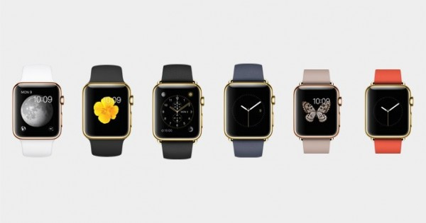 Apple Watch Is Here (from $349 to $10,000)