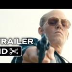 Black Mass Official Trailer, Johnny Depp Movie