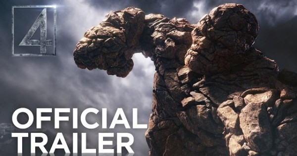Fantastic Four, New Official Trailer