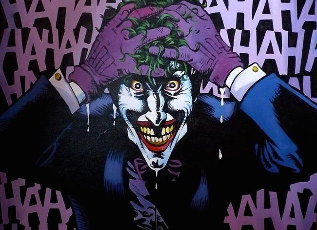 Jared Leto as the Joker2