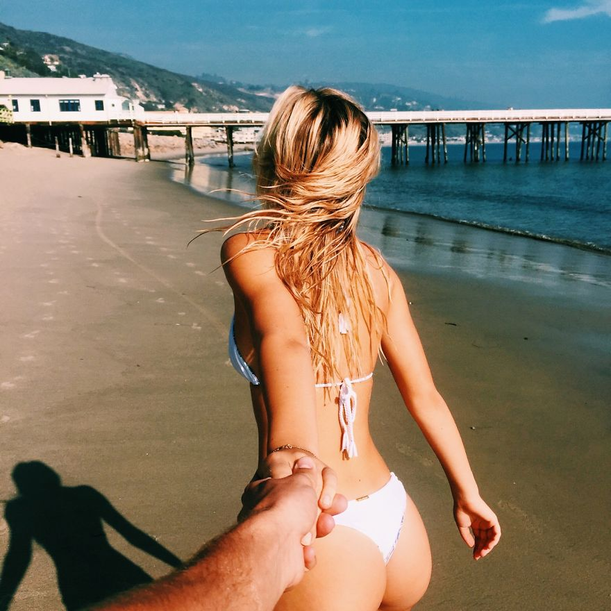 Jay Alvarrez And His Model Girlfriend Alexis Rene Live An Magical Life, And They've Got The Photos To Prove It5