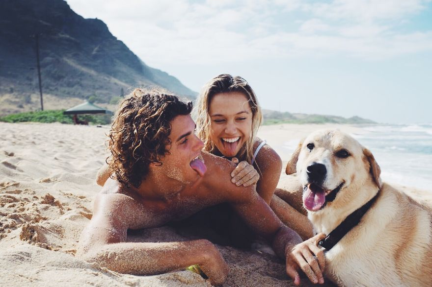 Jay Alvarrez And His Model Girlfriend Alexis Rene Live An Magical Life, And They've Got The Photos To Prove It7
