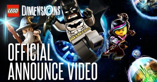 LEGO Dimensions: Official Announce Video