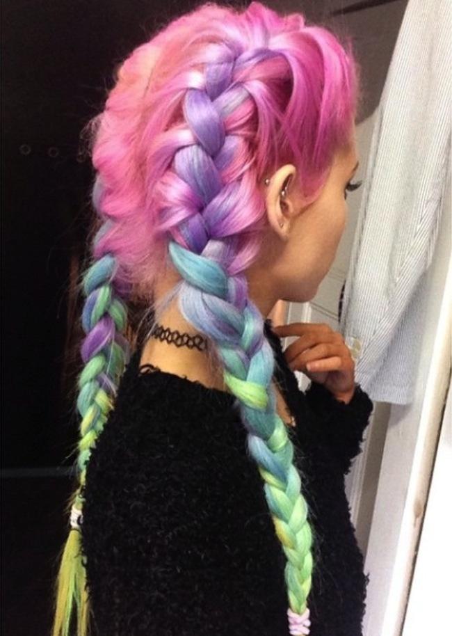 Pastel Hair Trend5