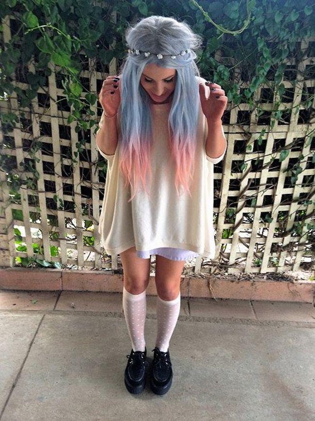 Pastel Hair Trend8