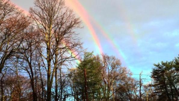 Quadruple Rainbow