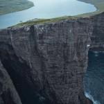 Lake Over The Ocean, Faroe Islands