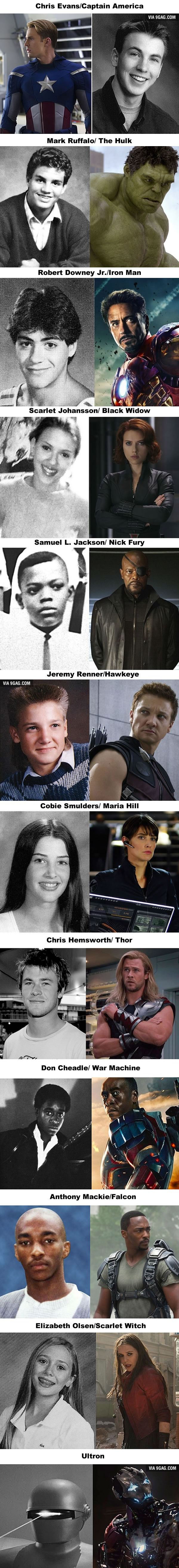 Avengers: Age of Ultron' Yearbook