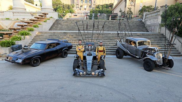 Mad Max F1 car2