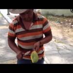 Great Mango Cutting Style