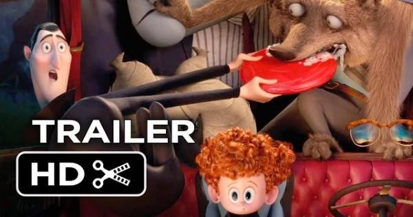 Hotel Transylvania 2 Official Trailer
