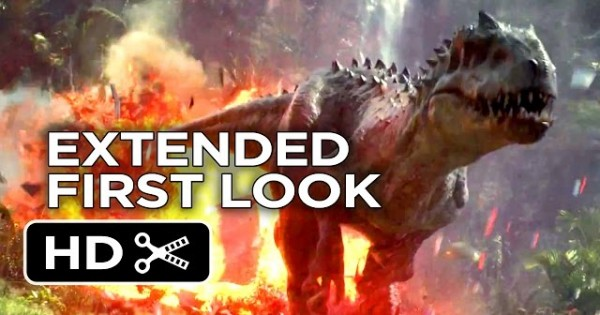 Jurassic World Official Extended First Look