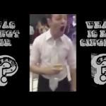 What Is He Singing, Drunken Wedding Guest
