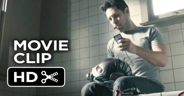 Ant-Man – Official Short Movie Clip
