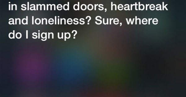 Hilariously Answers From Siri
