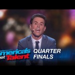Mentalist Uses Instagram To Blow The Judges' Minds – America's Got Talent 2015